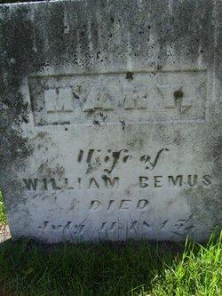 Mary Polly <i>Prendergast</i> Bemus