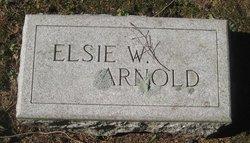 Elsie M <i>Winslow</i> Arnold