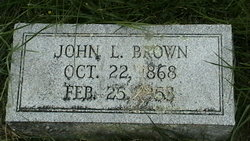 John Luther Brown
