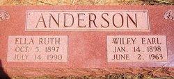 Ella Ruth Anderson