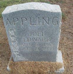 Joel Edward Appling