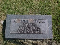 Blanche <i>Freeman</i> Walker