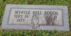 Myrtle Belle <i>Vannatter</i> Booth