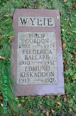 Philip Gordon Wylie