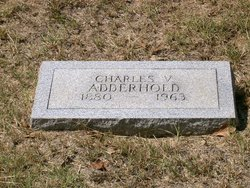 Charles V Adderhold