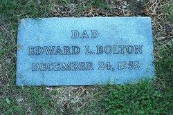 Edward Lee Bolton