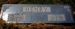 Milton Edgar Henry