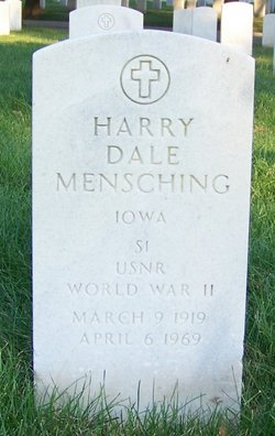 Harry Dale Mensching