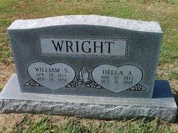 Della Ann <i>Bohannon</i> Wright