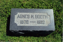 Agnes Harriet <i>Watson</i> Booth