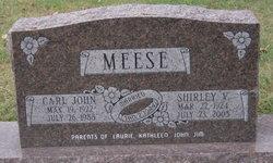Shirley Verna <i>Rezac</i> Meese