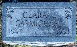 Clara E Carmichael