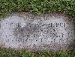 Lieut James W. Jimmy Bishop