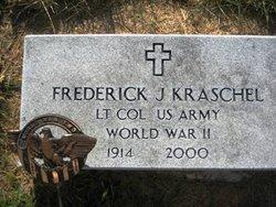 Frederick Johnson Kraschel