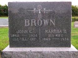 Martha Boley <i>Stevens</i> Brown