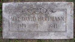 Mrs David (Ida) May <i>Salisbury</i> Hartman