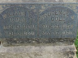 William E. Cole