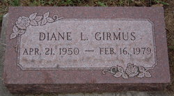 Diane L <i>Meese</i> Girmus