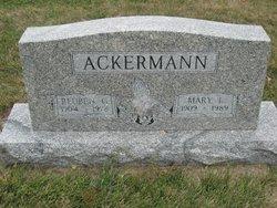 Reuben Gottleib Ackerman