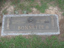 Frances Elmina <i>Blanchard</i> Bonnette