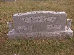 Ernest E Berry