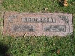 Gwendoline Dorothy <i>McDowell</i> Anderson