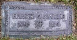 Franz S Frank Apfeld