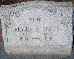 Albert A Zeger