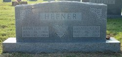 Bonnie Gene <i>Milam</i> Hefner