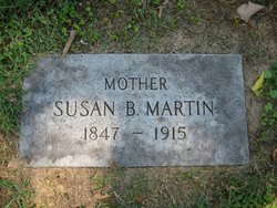 Susan <i>Bateson</i> Martin