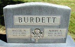 Albert A. Burdett