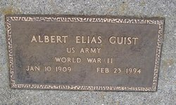 Albert Elias Guist, Jr