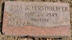 Rita <i>Snell</i> Beyersdoerfer