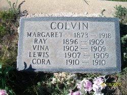 Margaret <i>Geary</i> Colvin