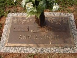 Ann Kathryn <i>Moran</i> Glass