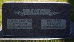 Loretta A. <i>Bingham</i> Doxey