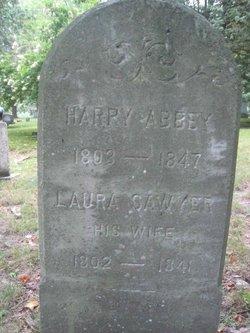 Laura <i>Sawyer</i> Abbey