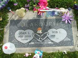 Joan L <i>Linerud</i> Deardorff