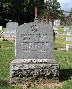 Ottilia <i>Kitchelt</i> Adams