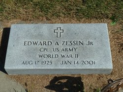 Corp Edward A Zessin, Jr