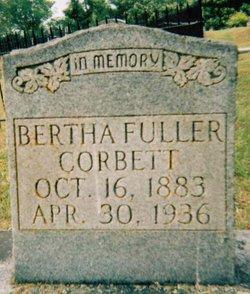 Bertha <i>Fuller</i> Corbett