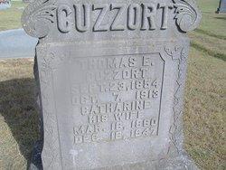 Catherine <i>Schaeffer</i> Cuzzort