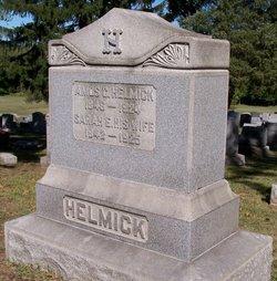 Sarah E. <i>Longstreth</i> Helmick