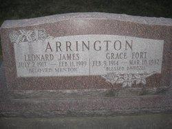 Leonard James Arrington