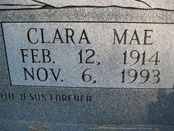 Clara Mae <i>Berrong</i> Arrowood