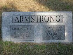 Mary Charlotte <i>Noland</i> Armstrong