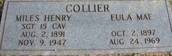 Miles Henry Collier