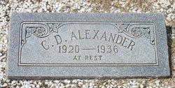C. D. Alexander