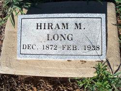 Hiram M Long