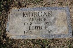 Edith E <i>Peirce</i> Morgan